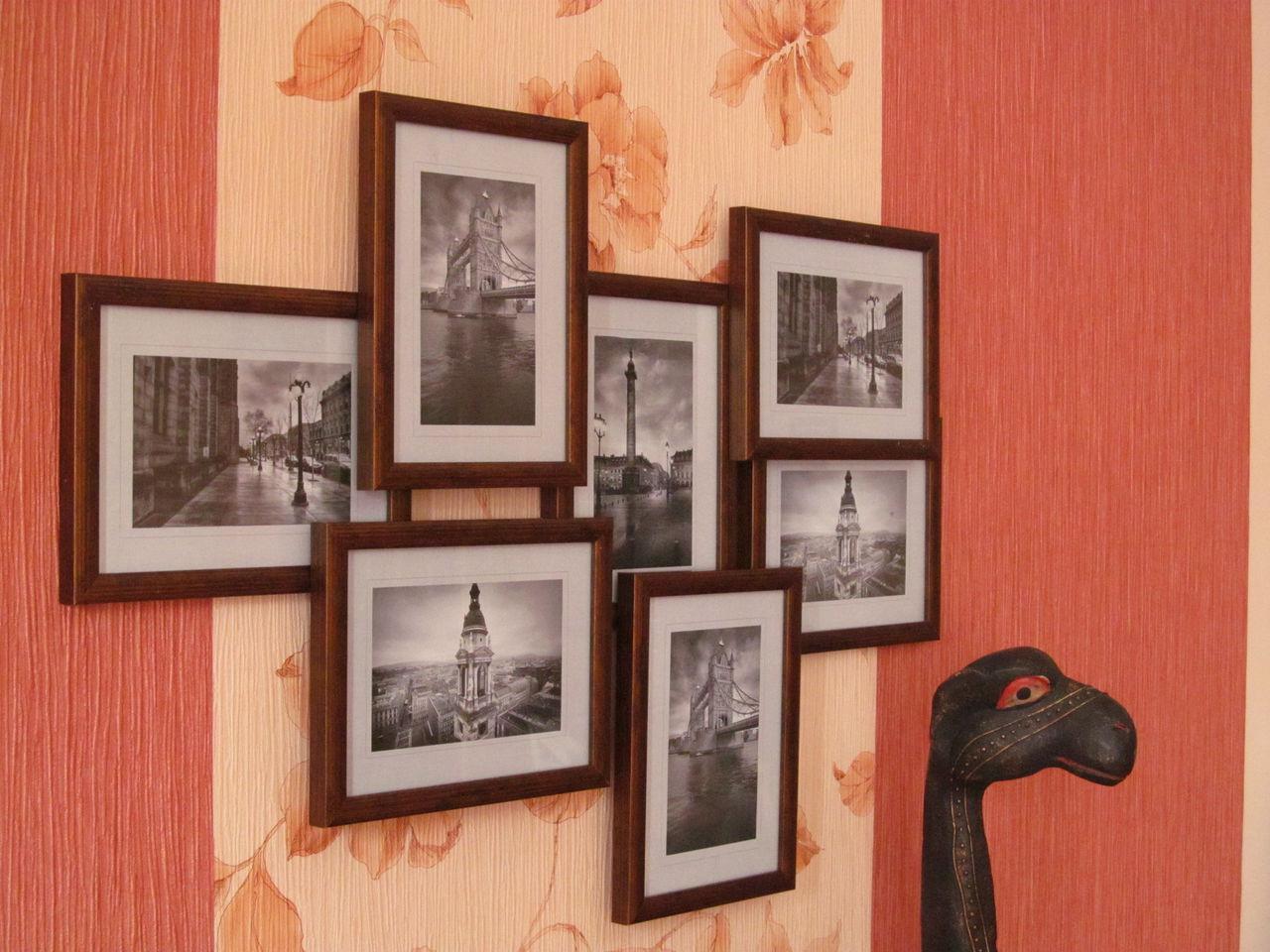 Как сделать так чтобы фото было только на стене